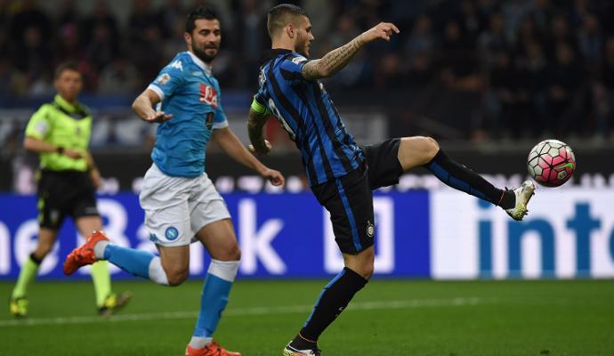 Inter-Napoli 2-0: il tabellino