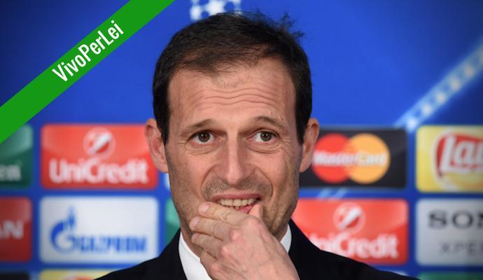 La Juve per vincere la Champions ha bisogno di…DITE LA VOSTRA!