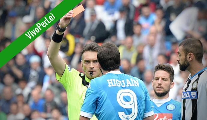 Tifosi del Napoli che volevate essere trattati come la Juve, contenti ora?