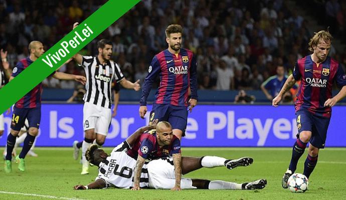 Barcellona contro Rizzoli? Non dimentichiamoci del rigore negato a Pogba...