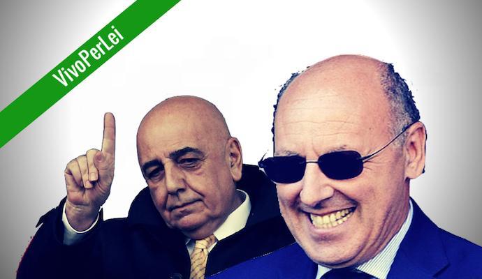 Milan, quanti soldi buttati: con la stessa cifra, la Juve ha costruito una squadra invincibile!