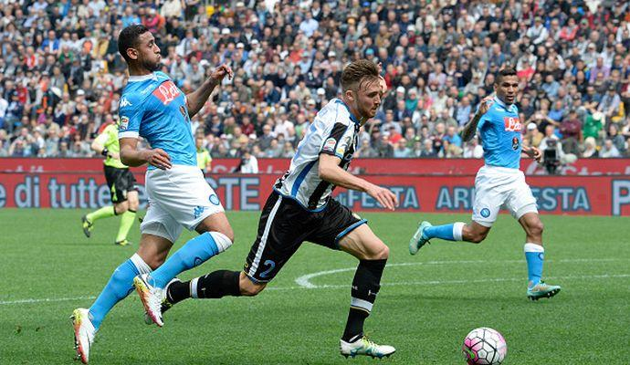 Udinese, Widmer torna ad allenarsi