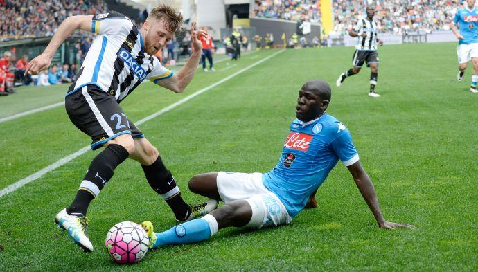 Ds Udinese: 'All'Inter piace Widmer'