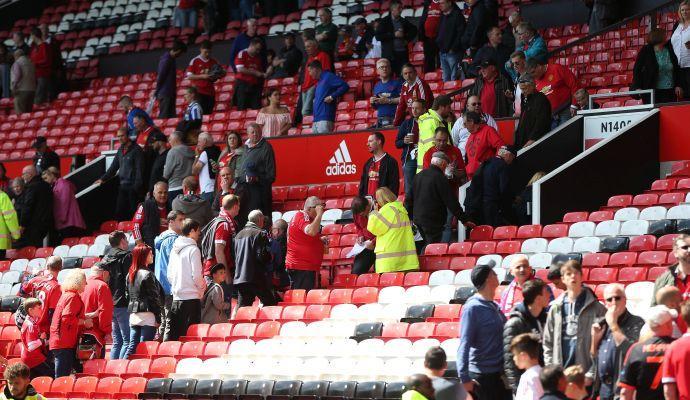 L'horror di Old Trafford non si spiega: mancanza di talento?