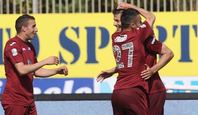 Trapani in festa, i granata tornano in Serie B dopo due anni