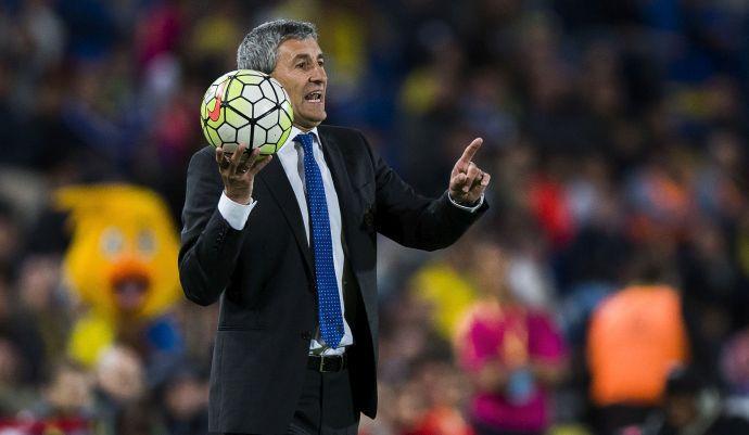 Betis, Quique Setien: 'Ecco perchè non sono l'allenatore del Valencia'