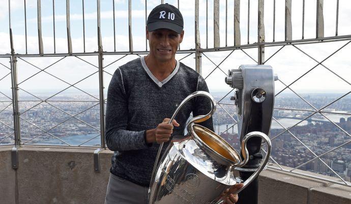 Rivaldo a Neymar: 'Lascia il PSG per il Real Madrid'
