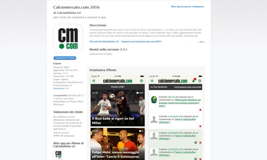 Calciomercato.com ai Raggi X