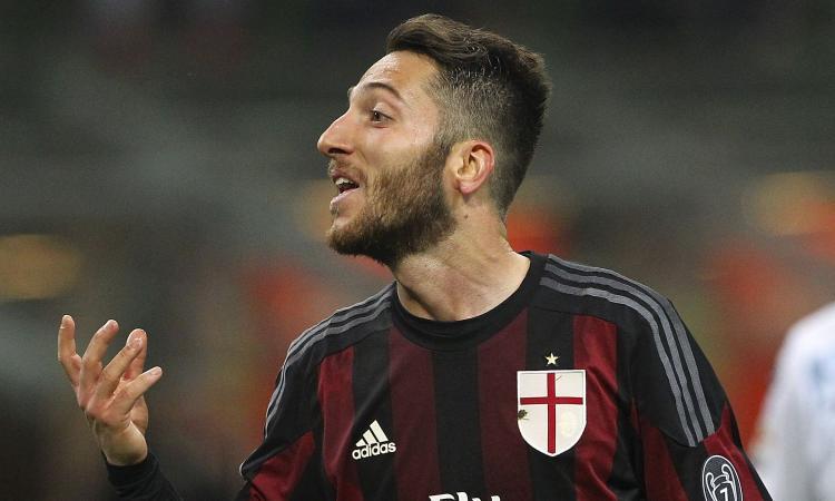 Seconda Maglia AC Milan ANDREA BERTOLACCI