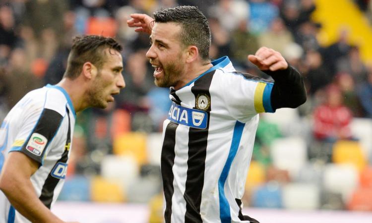 Ex Udinese, Di Natale: 'Mi sono ritirato ufficialmente. Sul no alla Juve...'