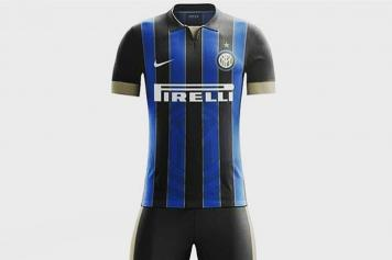 new concept 28209 f9bf1 Inter: new home shirt for 2016-17 unveiled | English News ...