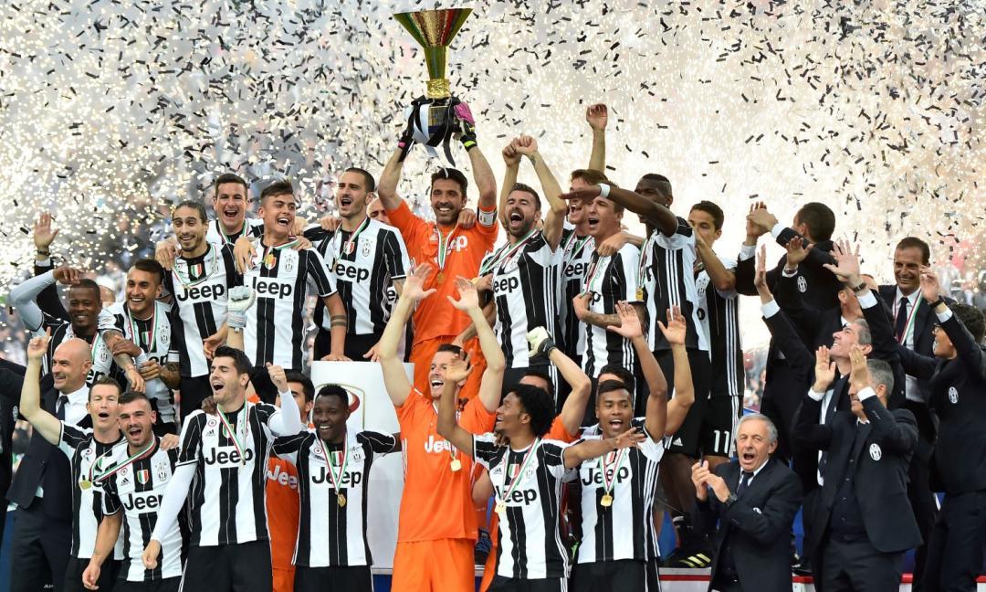 Rassegnatevi: Juve ancora per tre anni Campione d'Italia