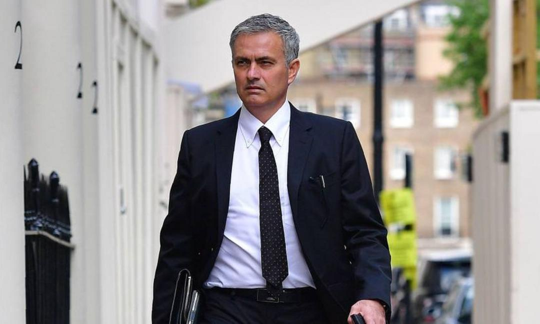 Grazie Mourinho!