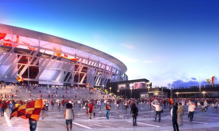 Stadio Roma, Fuksas: 'Il prossimo lo progetto io gratuitamente'