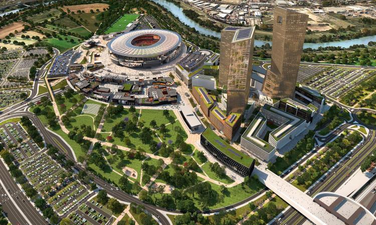 Stadio Roma, Baldissoni: 'Passo avanti con la Giunta, l'impianto è per la città'