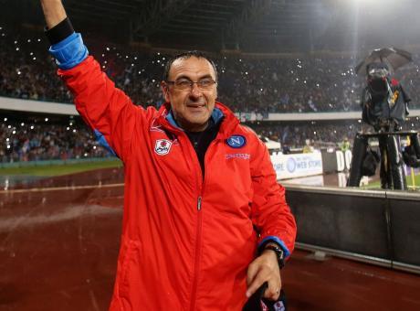 Napolimania: Sarri alla Juve fa male, come i sogni ammazzati da un calcio senz'anima