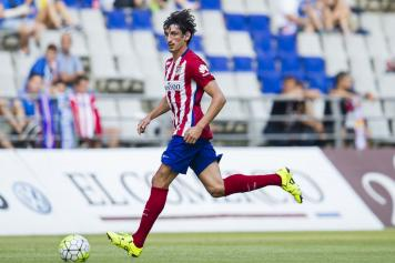 Savic Atletico Madrid corsa