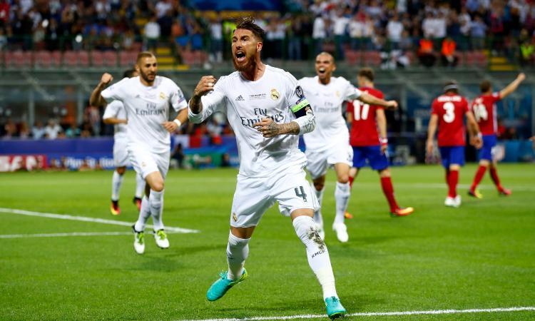 Chelsea, Conte farà di tutto per Sergio Ramos