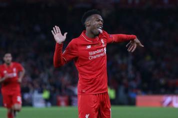 Sturridge Liverpool esulta