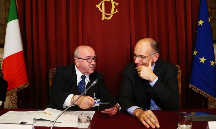 La SuperLega divide anche la politica italiana. Letta: 'Idea sbagliata e intempestiva. Il calcio è nelle belle storie come quella dell'Atalanta'