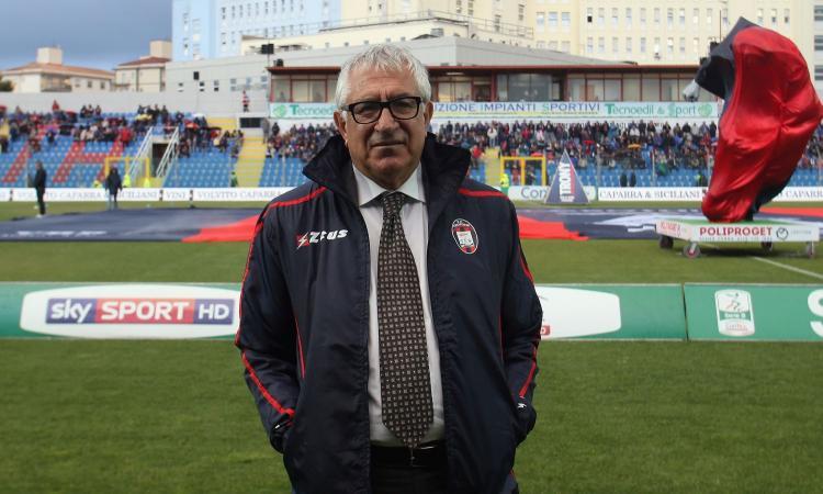 Ds Crotone: 'La Juve è la miglior squadra in Europa'