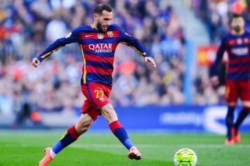 Vidal Barcellona passaggio