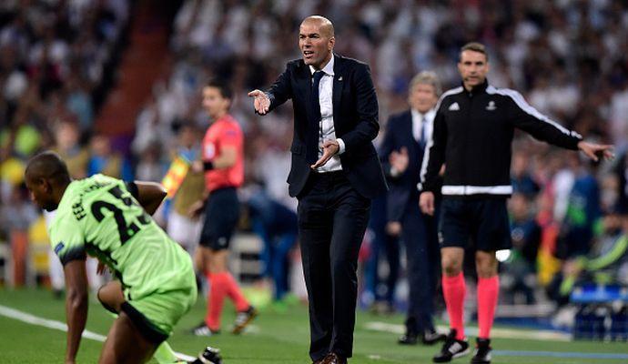 Real, Zidane: 'La Liga è molto lunga e non mi preoccupa' VIDEO