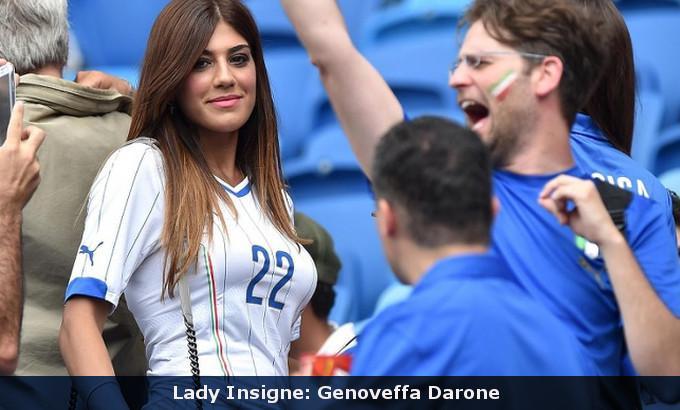 Lady Insigne: 'Non siamo in fuga da Napoli'