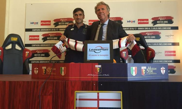 Genoa, Juric confermato per mancanza di alternative