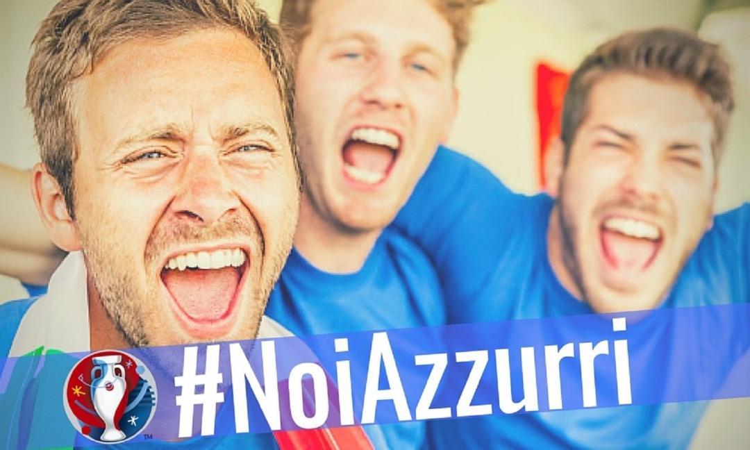 Una nuova APP per stare vicini agli AZZURRI #vaialmastersport