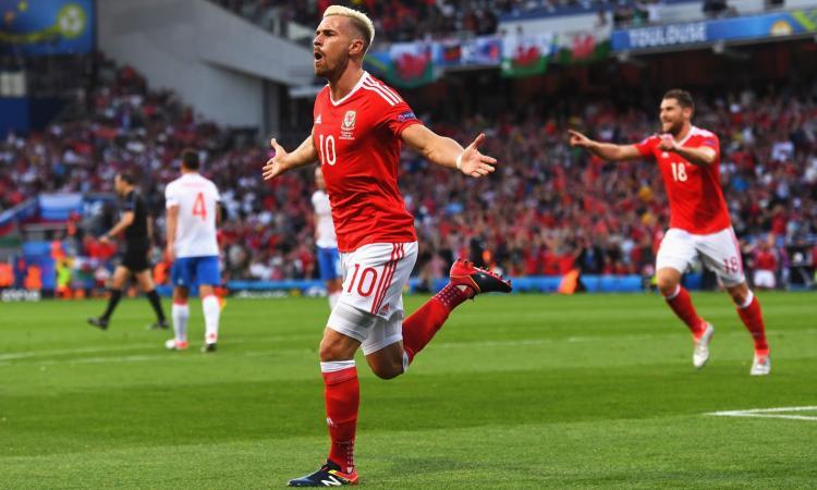 Georgia-Galles, le formazioni ufficiali: Qzaishvili contro Ramsey
