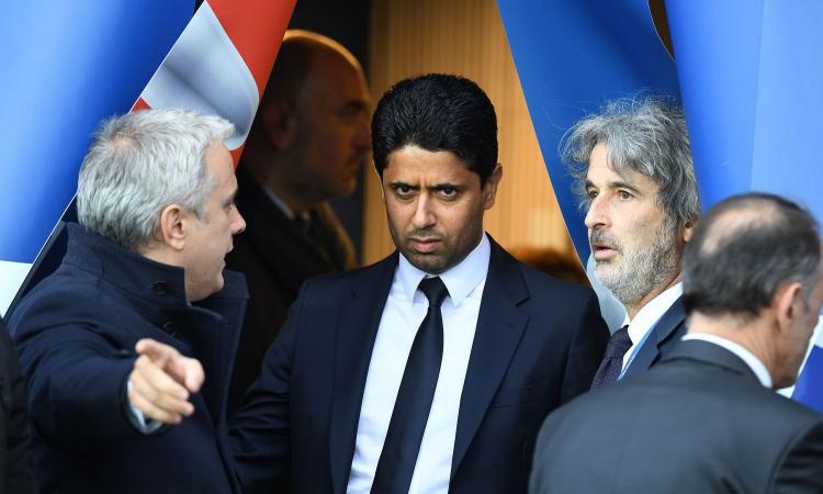 Real-PSG, Emery e Al-Khelaifi contro Rocchi: 'Basta torti arbitrali!' VIDEO