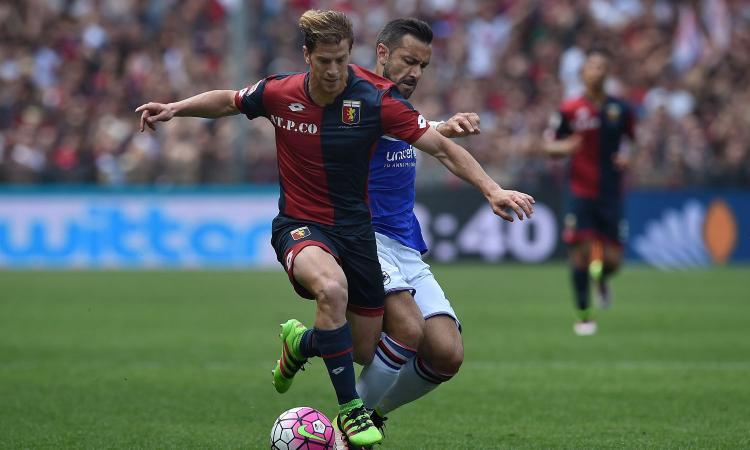 Genoa, prosegue il pressing su Ansaldi dell'Inter. Ma serve uno sforzo del giocatore