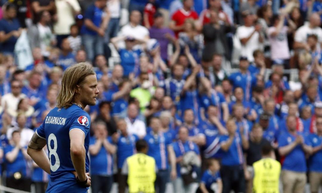 Piccole squadre che fanno miracoli: la piccola Islanda