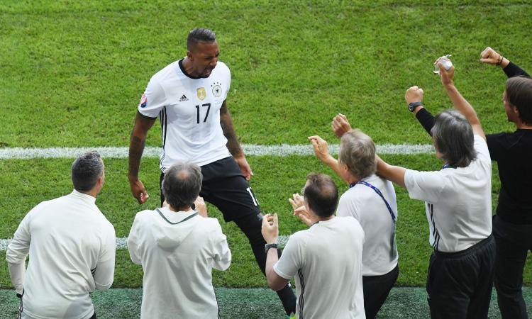 Germania-Slovacchia 3-0: il tabellino
