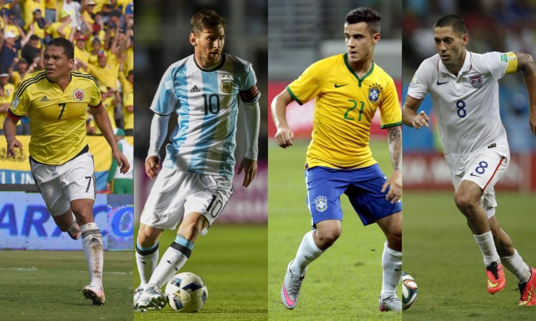 Coppa America, chi è la favorita?