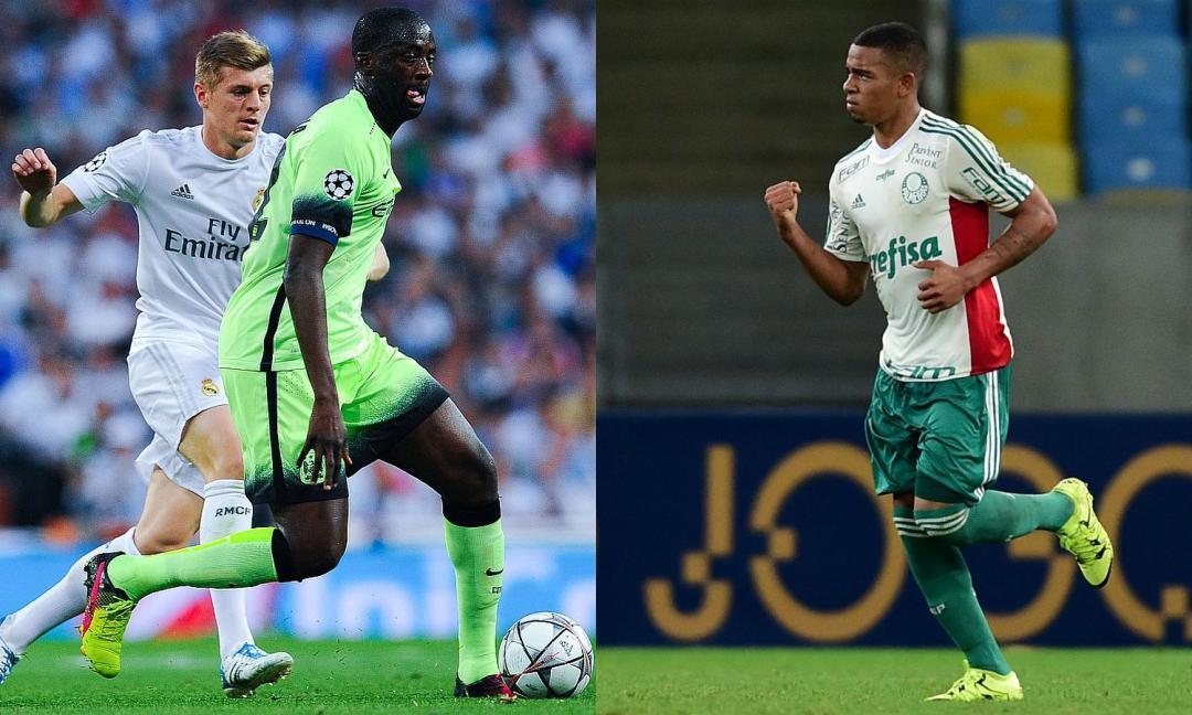 VOTA Inter, meglio Yaya Tourè o Gabriel Jesus?