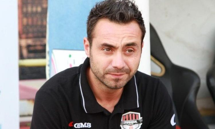 Benevento, De Zerbi: 'La salvezza è posssibile, io sono un passionale'