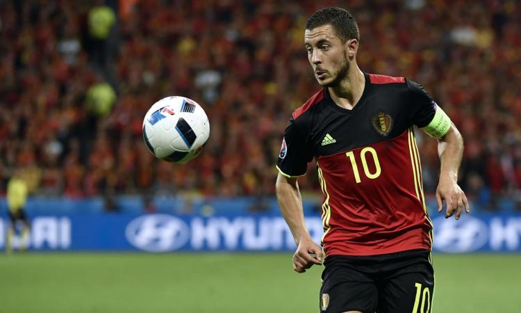 Belgio-Cipro, le formazioni ufficiali: i due fratelli Hazard contro Sotiriou