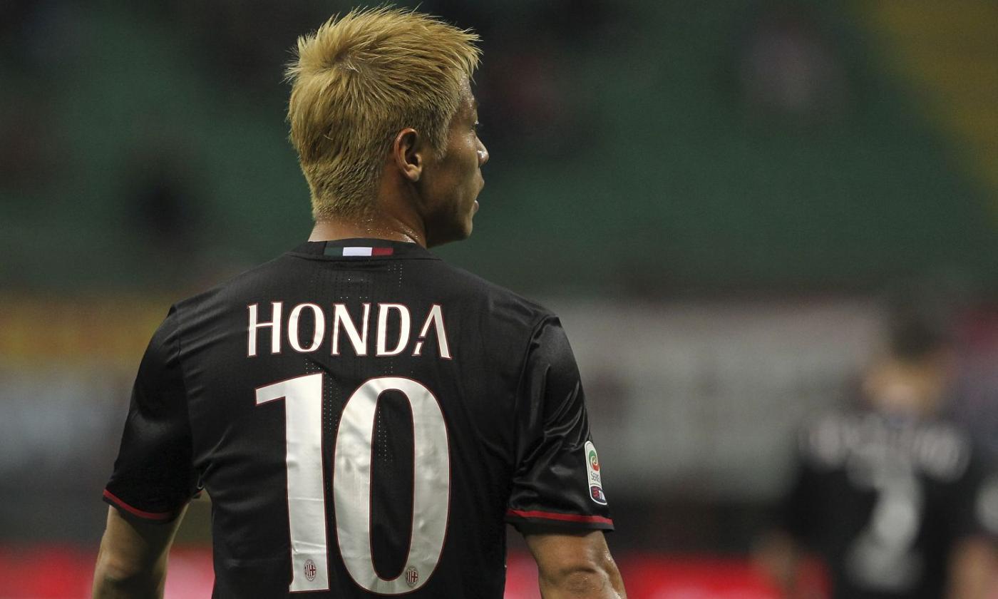 Keisuke Honda & Mario Balotelli (AC Milan) - UEFA.com   840x1400