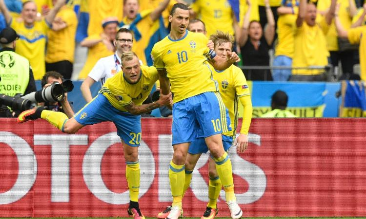 Mondiali 2018, Italia-Svezia: i bookies inglesi scommettono sul rientro di Ibra
