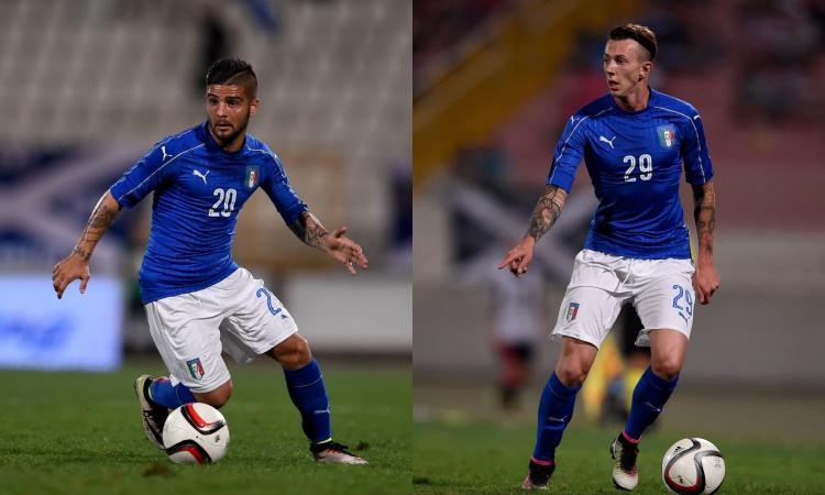 Italiamania: il 4-3-3, Bernardeschi e Insigne. Conte, dobbiamo osare