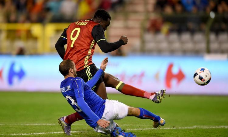 Belgio-Italia: la Nazionale di Mancini giocherà in bianco. Gli uomini di Martinez in rosso