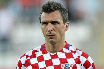 Mandzukic Croazia