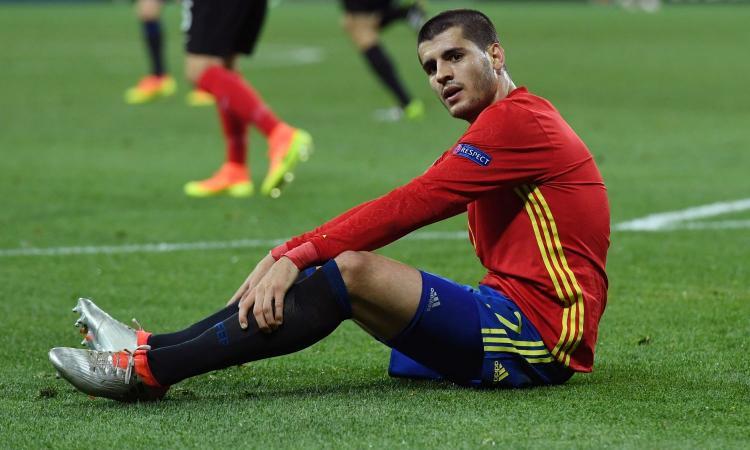 Il PSG non molla Morata