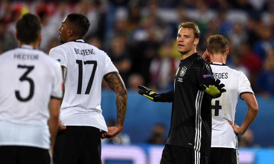 Nations League, si inizia con Germania-Francia