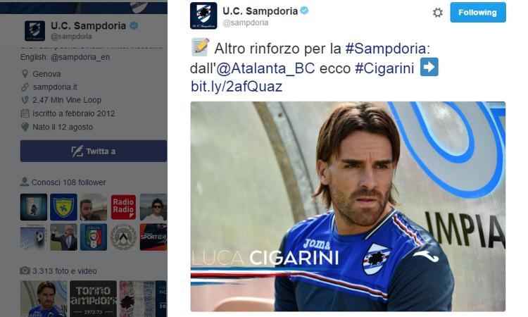 Cagliari, Cigarini: 'Conti il mio sponsor. Rimpianti? Lo so, da me ci si aspettava altro...'