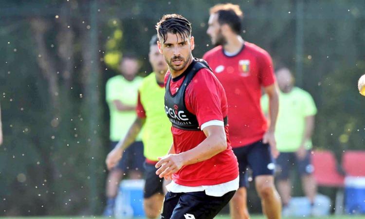 Genoa verso il Milan: Rossi c'è, Veloso no