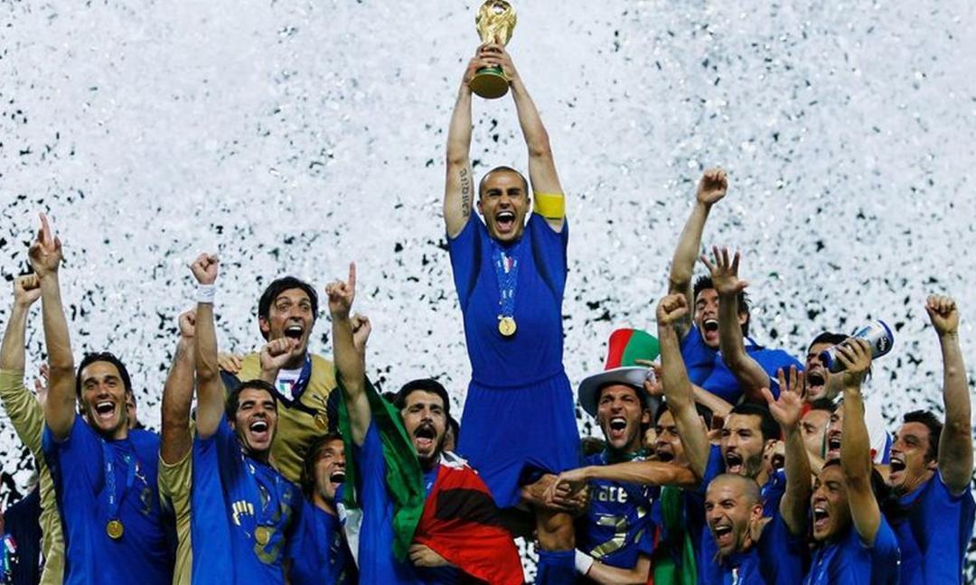 L'Italia Campione del Mondo del 2006