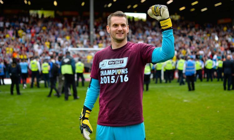Burnley: Heaton ha fatto la sua scelta